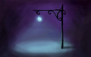 dark_street_lamp_painting_by_androidworkshop